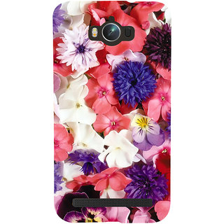 Snapdilla Artistic Lovely Floral Background Colorful Flowers Wifes Gift Smartphone Case For Asus Zenfone Max ZC550KL :: Asus Zenfone Max ZC550KL 2016 :: Asus Zenfone Max ZC550KL 6A076IN
