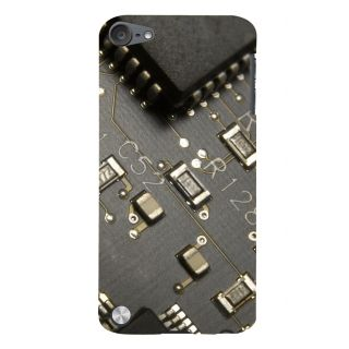 Snapdilla Artistic Good Looking Simple Electrical Circuit Engineering Students Mobile Cover For Apple IPod Touch 5