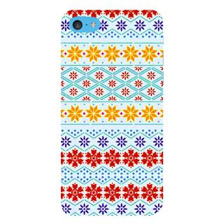 Snapdilla Different UniqueColorful Rangoli Pattern For Lovely Girls Mobile Cover For Apple IPod Touch 6