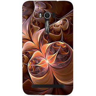 Snapdilla Awesome Graphic Multi Color  Modern Art Classic  Different 3D Phone Case For Asus Zenfone Go ZC500TG