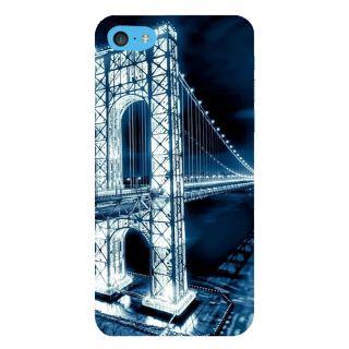 Snapdilla Beautiful San Francisco Night Life Golden Gate Bridge Amazing Architecture Smartphone Case For Apple IPod Touch 6