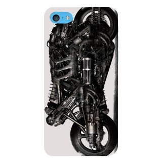 Snapdilla Stylish Hollywood Sci-Fi Terminator Race Bike Transformers Mobile Case For Apple IPod Touch 6