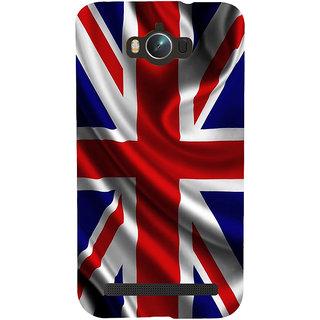 Snapdilla Unique Mobile Red Cross Union Jack Union U.K British Flag Best Designer Case For Asus Zenfone Max ZC550KL :: Asus Zenfone Max ZC550KL 2016 :: Asus Zenfone Max ZC550KL 6A076IN