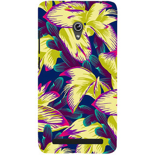 Snapdilla Unique Colorful Classic Vintage Painting Best Painting 3D Print Cover For Asus Zenfone 6 A600CG