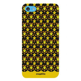 Snapdilla Cool Looking Beautiful Trending Star Pattern Simple Modern Mobile Cover For Apple IPod Touch 6