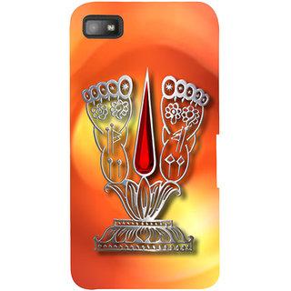 Snapdilla Traditional Religious Lord Balaji Perumal Govinda Govinda Devotional Lord Vishnu Cell Cover For BlackBerry Z10