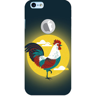 Snapdilla Sunrise Village Style Colorful Chicken Cock Modern Art Mobile Case For Asus Zenfone 5