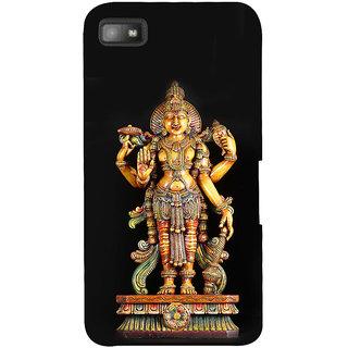 Snapdilla Hindu Religious Lord Vishnu Spiritual Devotional Idol Deity Designer Case For BlackBerry Z10