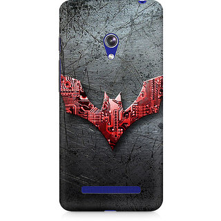 CopyCatz Batman Beyond Logo Premium Printed Case For Asus Zenfone Go