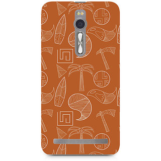 CopyCatz Tribal Tools Premium Printed Case For Asus Zenfone 2