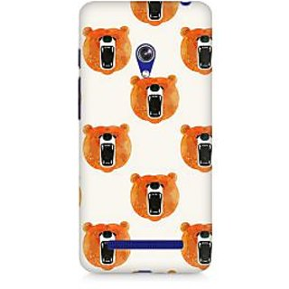 CopyCatz Bear Roar Premium Printed Case For Asus Zenfone Go