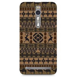 CopyCatz African Impulse Premium Printed Case For Asus Zenfone 2