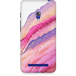 CopyCatz Pink Lava Premium Printed Case For Asus Zenfone 5