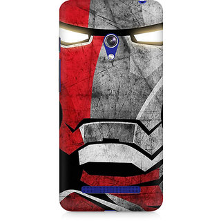 CopyCatz Red Soldier Premium Printed Case For Asus Zenfone Go