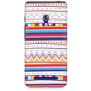 CopyCatz Tribal Pastels Premium Printed Case For Asus Zenfone Go