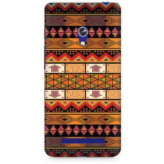 CopyCatz Vintage Tribal Arrow Premium Printed Case For Asus Zenfone 5