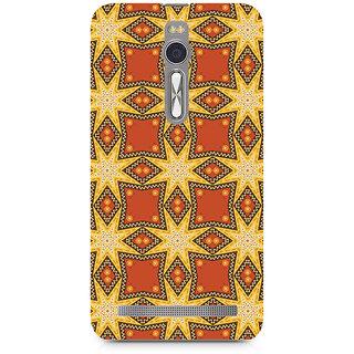 CopyCatz Tribal Geometric Premium Printed Case For Asus Zenfone 2