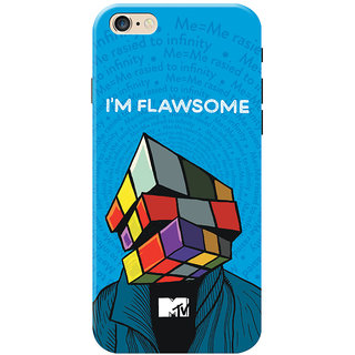 MTV Gone Case Mobile Cover For Apple Iphone 6 Plus