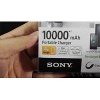 Sony Powerbank 10,000 MAh Powerbank Usb Protable Charger - 104052523