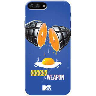 MTV Gone Case Mobile Cover For Apple Iphone 7 Plus