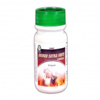 Energy Sutra Forte Capsule 4 Man - Increase Time  Stamina
