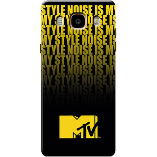 MTV Gone Case Mobile Cover For Samsung Galaxy J7 (2016)
