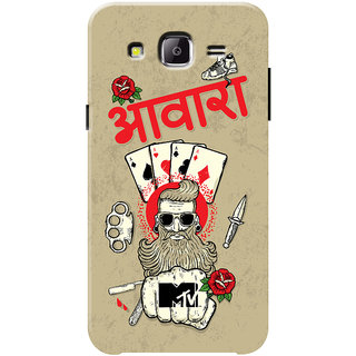 MTV Gone Case Mobile Cover For Samsung Galaxy J7