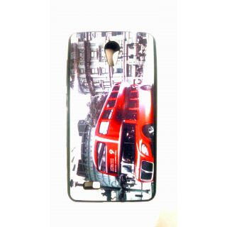 AR ACCESSORIES MULTI COLOR PRINTED BACK COVER FOR VIVO Y22