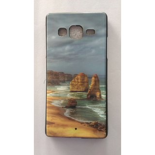 AR ACCESSORIES PRINTED BACK COVER FOR SAMSUNG Z3