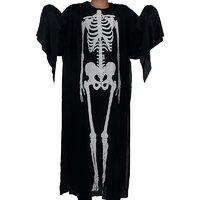 Demon Clothes Halloween Costume For Adult Skull Skeleton Ghost Monster Clothing
