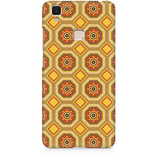 CopyCatz African Safari Premium Printed Case For Vivo V3 Max