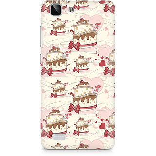 CopyCatz Strawberry Dip Premium Printed Case For Vivo X5