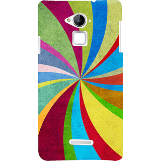 Snapdilla Funky Funny Old Texture Excellent Perfect Colorful Flashback 3D Print Cover For Coolpad Note 3