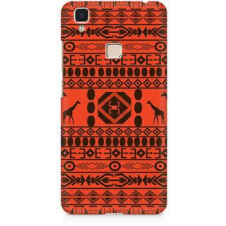 CopyCatz Colorful Lady Premium Printed Case For Vivo V3 Max