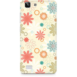 CopyCatz Colors Of Love Premium Printed Case For Vivo X5