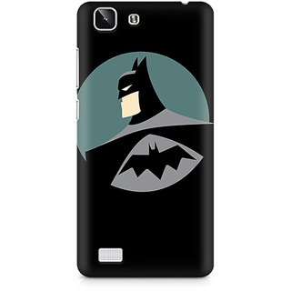 CopyCatz Batman Arkham City Nonchalant Premium Printed Case For Vivo X5