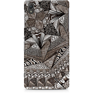 CopyCatz Dead Man Walking Premium Printed Case For Sony Xperia Z5 Dual