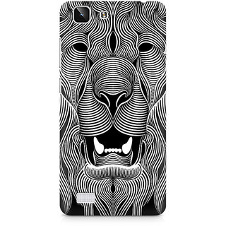 CopyCatz Up Or Down Premium Printed Case For Vivo X5