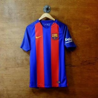 Barsa 2017 home sports jersey with shorts