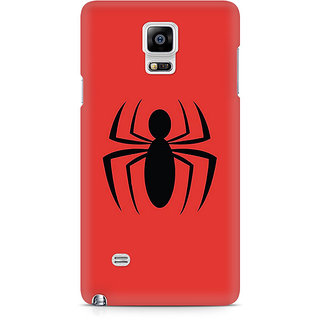 CopyCatz SpiderMan Spider Premium Printed Case For Samsung Note 4 N9108