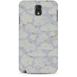 CopyCatz Vintage Clouds Premium Printed Case For Samsung Note 3 N9006