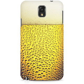 CopyCatz Beer Froth Premium Printed Case For Samsung Note 3 N9006