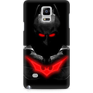 CopyCatz Red Eyed Batman Premium Printed Case For Samsung Note 4 N9108