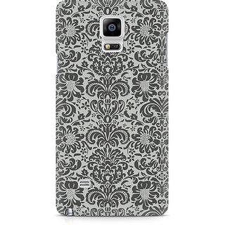CopyCatz Vintage Floral Premium Printed Case For Samsung Note 4 N9108