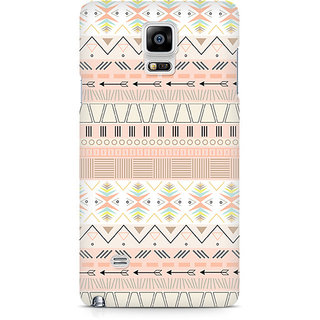 CopyCatz Tribal Chic05 Premium Printed Case For Samsung Note 4 N9108