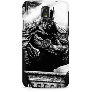 CopyCatz Batman Premium Printed Case For Samsung Note 3 N9006