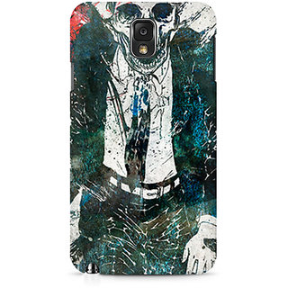 CopyCatz Dead Man Walking Premium Printed Case For Samsung Note 3 N9006