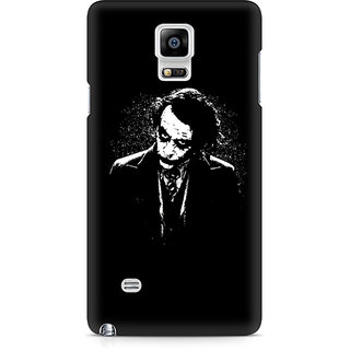 CopyCatz The Joker Art Premium Printed Case For Samsung Note 4 N9108