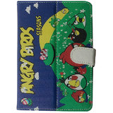 Corcepts Angry Birds Tablet flip Cover for HCL ME Connect 2G 2.0 Tab V2