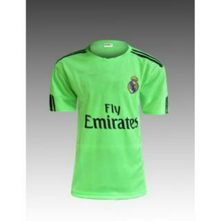 Dinnar fashion light green barsonala football jersey